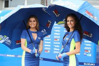 Chicas de MotoGP