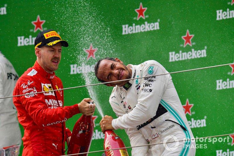 2019 Lewis Hamilton, Mercedes