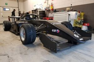Car of Federico Malvestiti, BhaiTech Racing