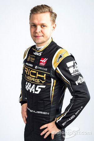 Kevin Magnussen, Haas F1 Team