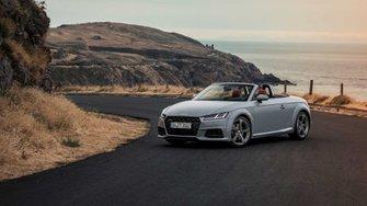 2019 Audi TT 20th Anniversary