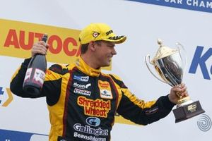 Podium: third place Tom Chilton, Motorbase Performance Ford Focus