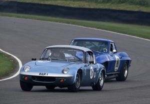 Graham Hill Trophy, Ian Bankhurst Lotus Elan