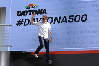 Honorary Pace Truck Driver Dale Earnhardt Jr.