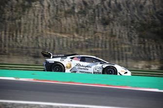 Lamborghini Huracan Super Trofeo Evo #129, Change Racing: Corey Lewis, Madison Snow