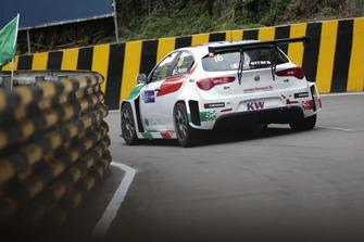 Luigi Ferrara, Team Mulsanne Alfa Romeo Giulietta TCR