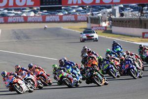 Andrea Dovizioso, Ducati Team en tête