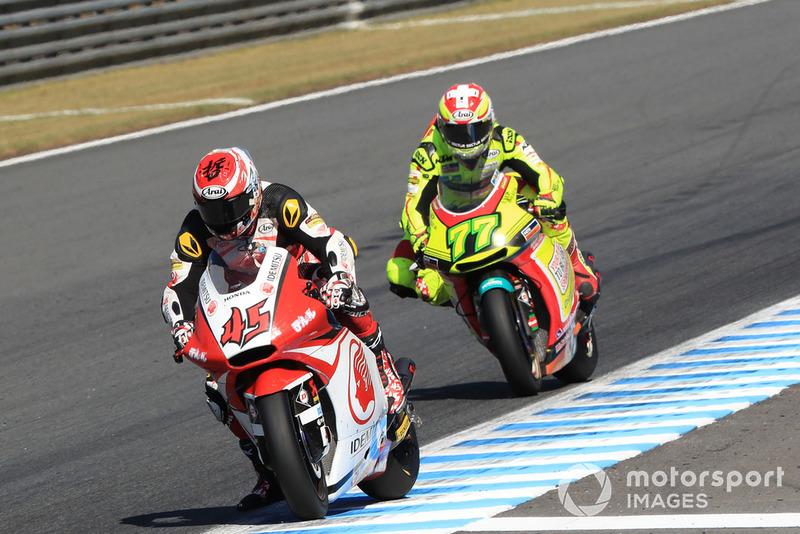 Tetsuta Nagashima, Idemitsu Honda Team Asia Dominique Aegerter, Kiefer Racing