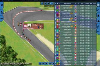 Screenshot Grand Prix Racing Online