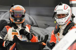 #54 CORE autosport ORECA LMP2, P: Jon Bennett, Romain Dumas
