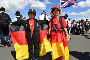 Tifosi di Sebastian Vettel, Ferrari