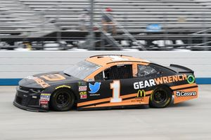 Jamie McMurray, Chip Ganassi Racing, Chevrolet Camaro GEARWRENCH