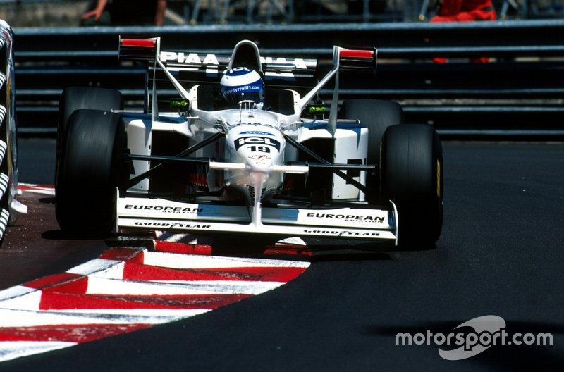 Tyrrell 025