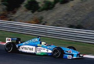 Джанкарло Физикелла, Benetton B199 Playlife