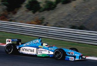 Giancarlo Fisichella, Benetton B199