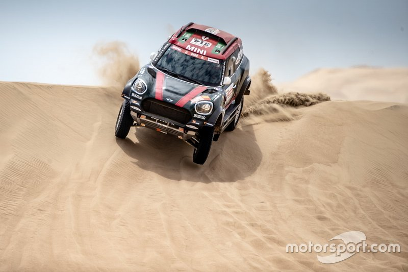 #314 X-Raid Team Mini: Yazeed Al-Rajhi