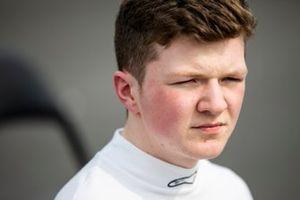 Sebastian Job prepares to drive in the eROC Skills Challenge