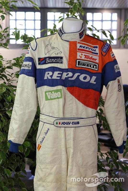 Tuta di Carlos Sainz del 1993