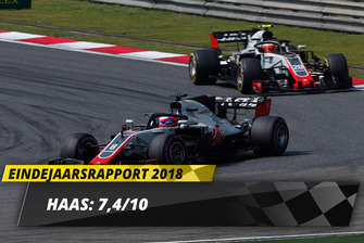 Eindrapport 2018: Haas