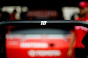 Ryan Preece, Joe Gibbs Racing, Toyota Camry equipment