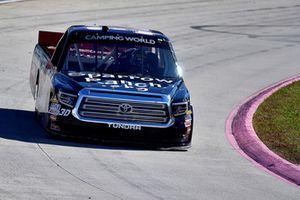 Jeb Burton, On Point Motorsports, Toyota Tundra Strutmasters.com/SparrowRanch.org