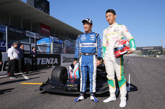 Kazuki Nakajima (VANTELIN TEAM TOM'S) and Takuma Sato