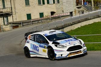 Felice Re, Mara Bariani, Ford Fiesta WRC, Etruria