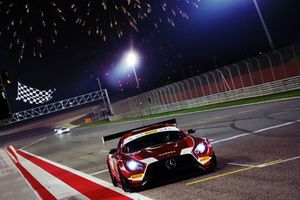 Turkey takes the chequered flag to win the inaugural FIA GT Nations Cup