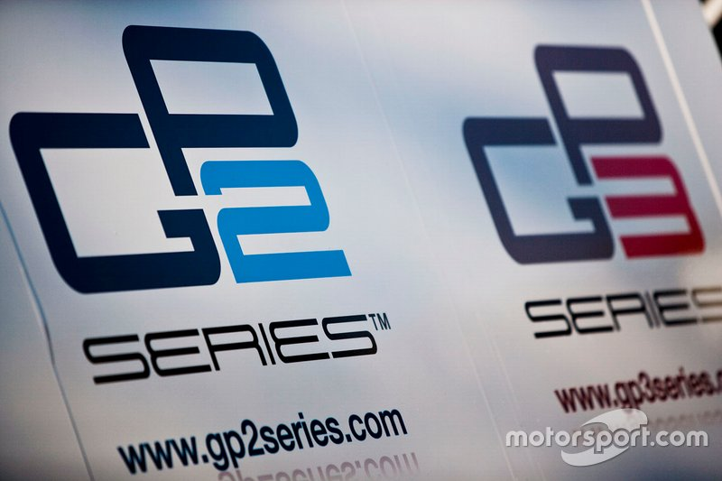 Логотипы GP2 и GP3