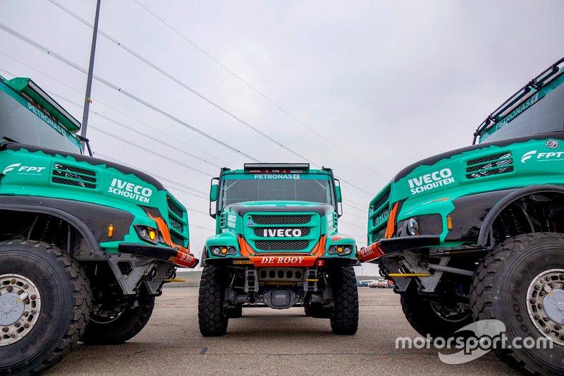 Команда Petronas De Rooy Iveco