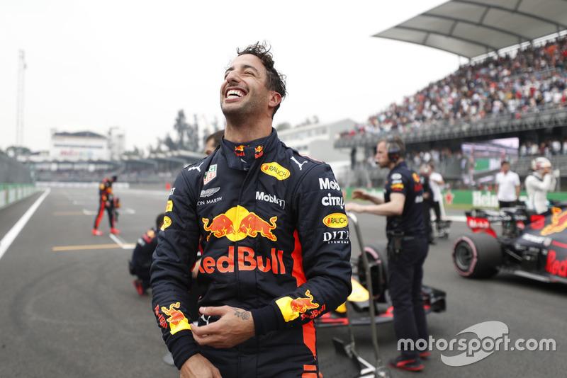Peraih pole, Daniel Ricciardo, Red Bull Racing
