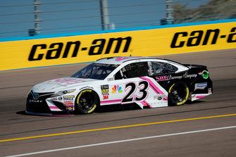 J.J. Yeley, BK Racing, Toyota Camry She Beverage Company