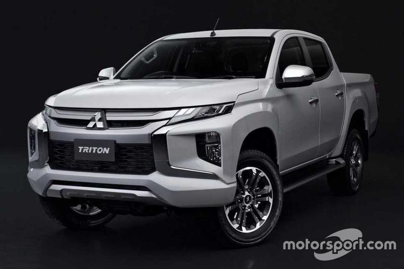 2019 Mitsubishi L200 / Triton
