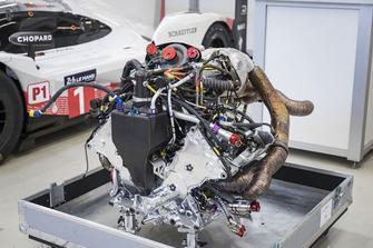 Porsche 919 Hybrid Evo motor
