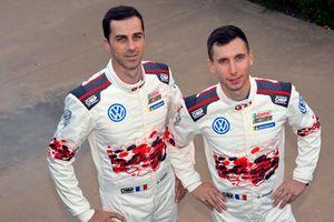 Éric Camilli, Benjamin Veillas, Volkswagen Motorsport VW Polo GTi R5