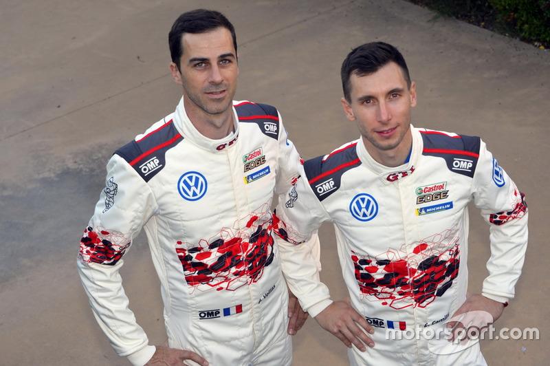 Eric Camilli, Benjamin Veillas, Volkswagen Motorsport VW Polo GTi R5