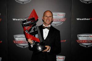 Bob Akin award winner Ben Keating