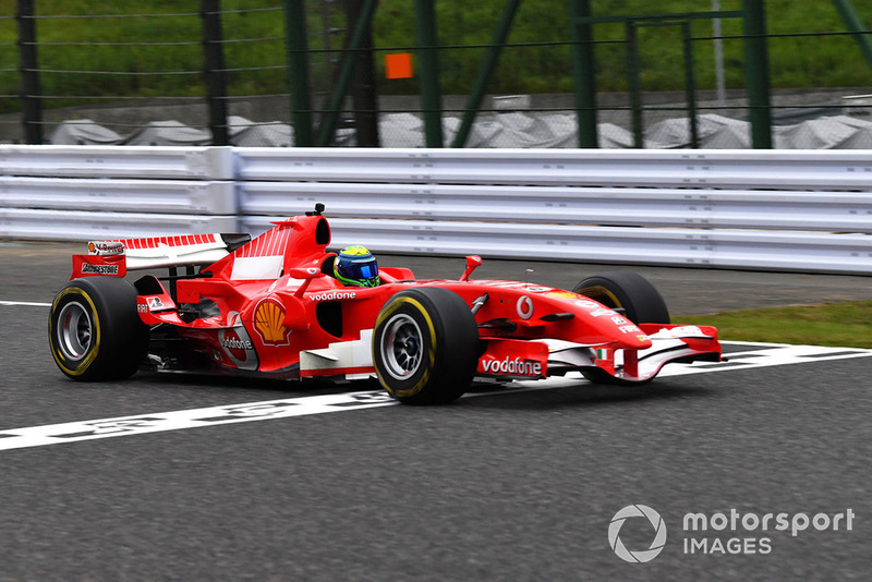 6. Felipe Massa: 14..852