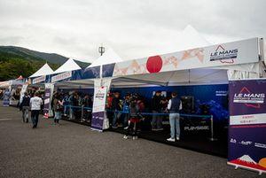 La manche asiatique des qualifications des Le Mans Esports Series