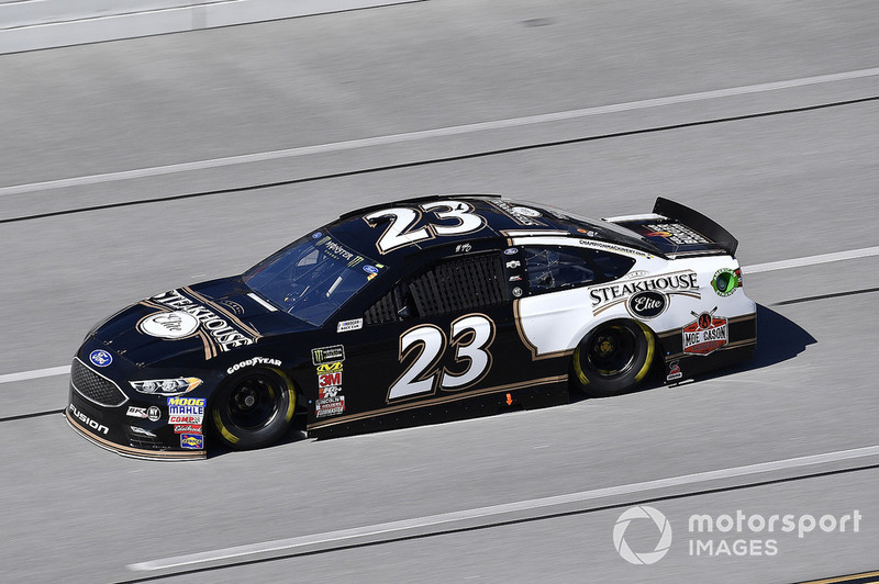 32. J.J. Yeley, BK Racing, Ford Fusion Steakhouse Elite