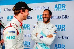 Oliver Turvey, NIO Formula E Team, Gary Paffett, HWA Racelab