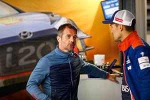 Sebastien Loeb et Dani Sordo, Hyundai Motorsport