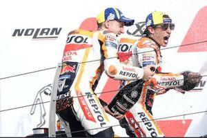 Pol Espargaro, Repsol Honda Team, Marc Marquez, Repsol Honda Team