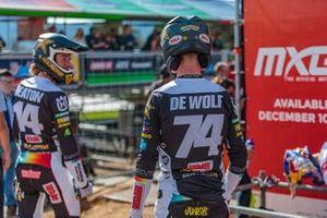 Jed Beaton en Kay de Wolf, Nestaan Husqvarna MX2 Factory Racing