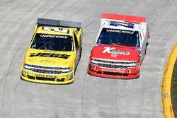 Cody Coughlin, GMS Racing, Chevrolet Silverado Jeg's.com, Austin Self, AM Racing, Chevrolet Silverad