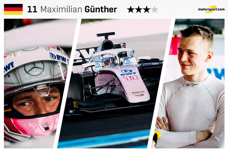 Maximilian Günther - 20 yaş