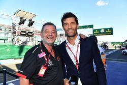 Paul Stoddart, Mark Webber