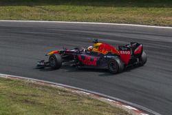 Daniel Ricciardo, RB7 lors des Jumbo Racing Days