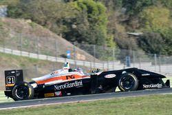 Alessandro Bracalente, Dallara F312