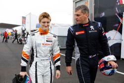 Marie Baus-Coppens, JSB Compéticion Cupra TCR, Julien Briché, JSB Compétition Peugeot 308 TCR